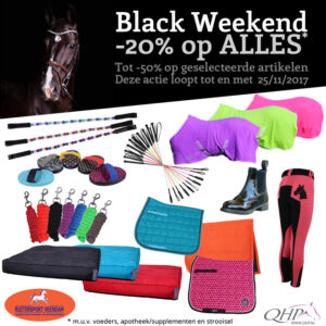 Ruitersport Veendam Black Friday