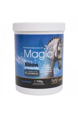 NAF Magic 750GR Ruitersport Veendam