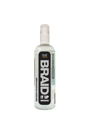 NAF braid it up mousse ruitersport veendam