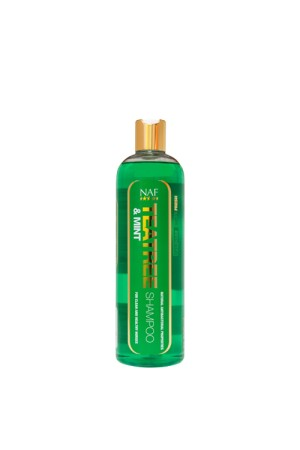 NAF teatree and mint shampoo Ruitersport Veendam