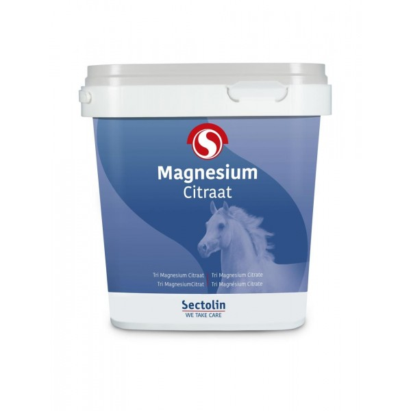 sectolin magnesium citraat ruitersport veendam