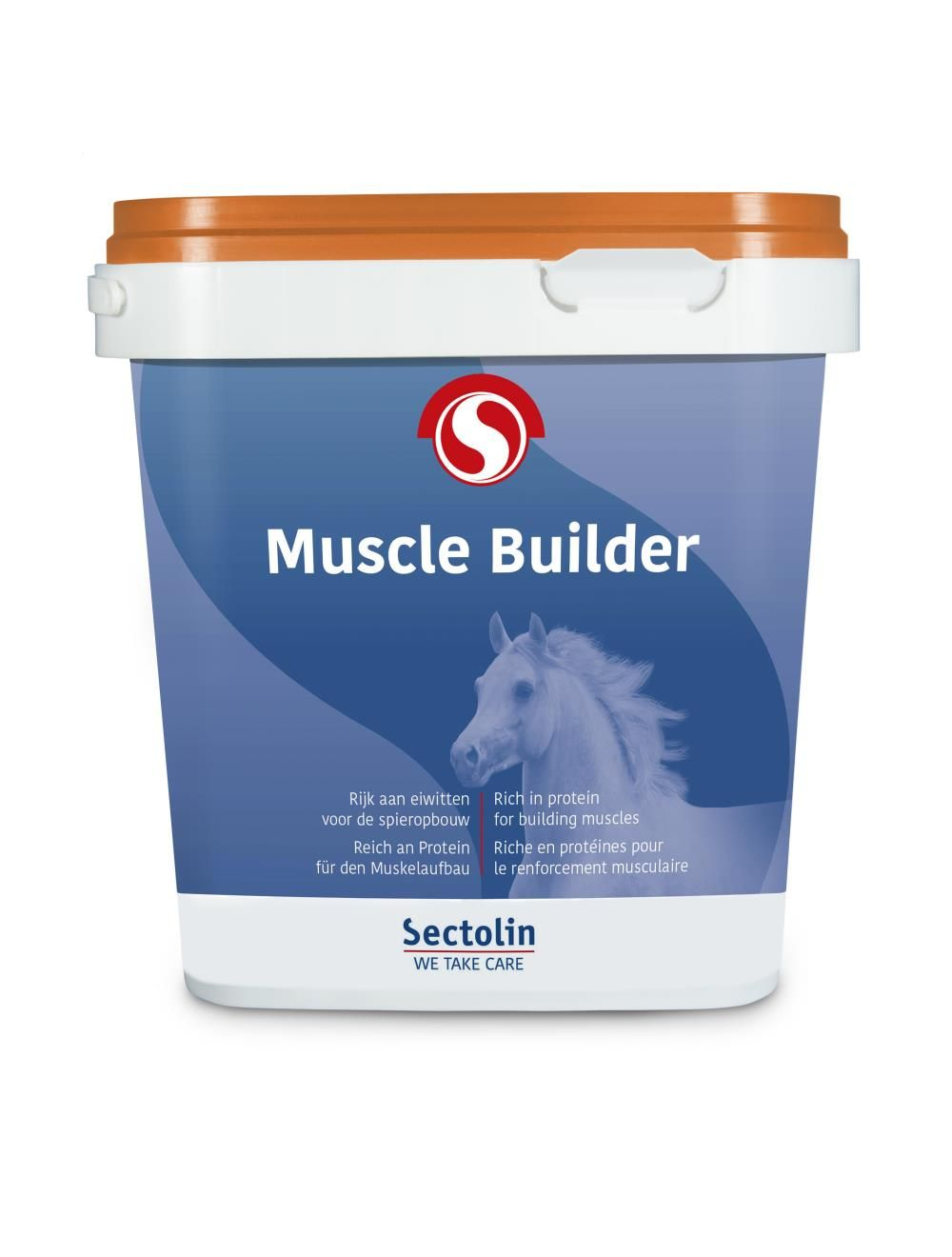 Sectolin Muscle Builder Ruitersport Veendam