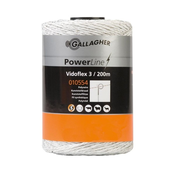 Ruitersport Veendam Powerline 3 Gallagher