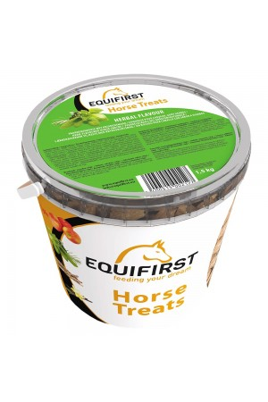 Equifirst Horse Treats Herbal Ruitersport Veendam