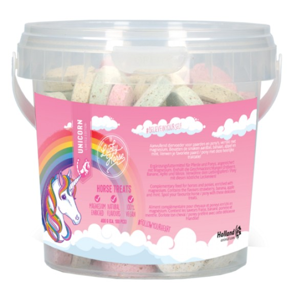 Lucky Horse Unicorn Horse Treats Ruitersport Veendam